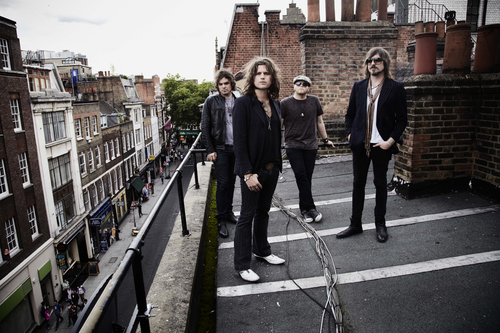Rival Sons Rival Sons Music Charts