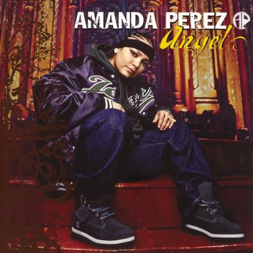 Amanda Perez - Angel album cover