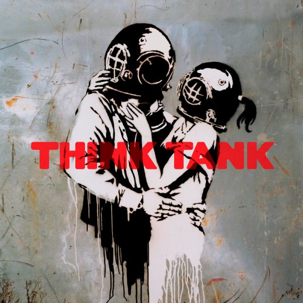 Blur - Think Tank album cover
