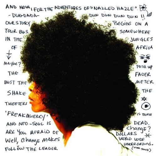 Erykah Badu - World Wide Underground (ep) album cover