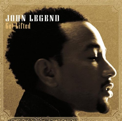 John Legend - Get Lifted album cover