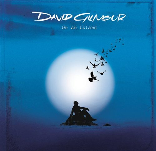 David Gilmour - On An Island album cover