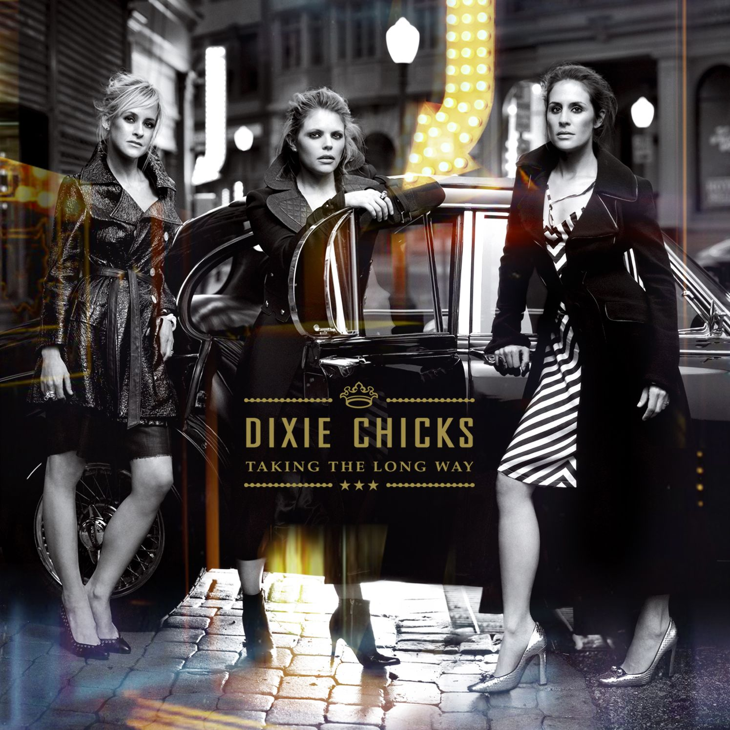 Dixie Chicks - Taking The Long Way album cover