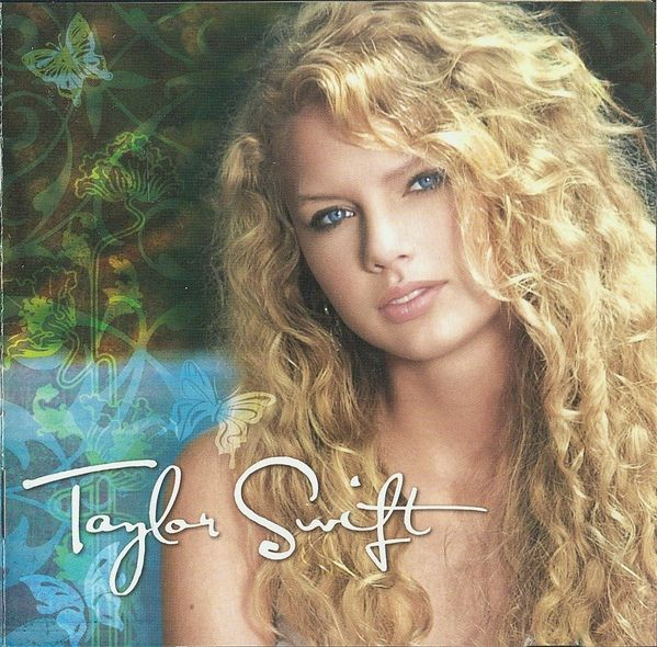 Taylor Swift - Taylor Swift album cover