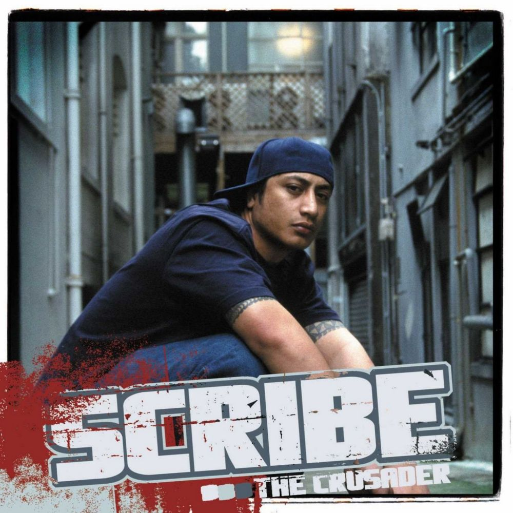 Scribe - The Crusader album cover
