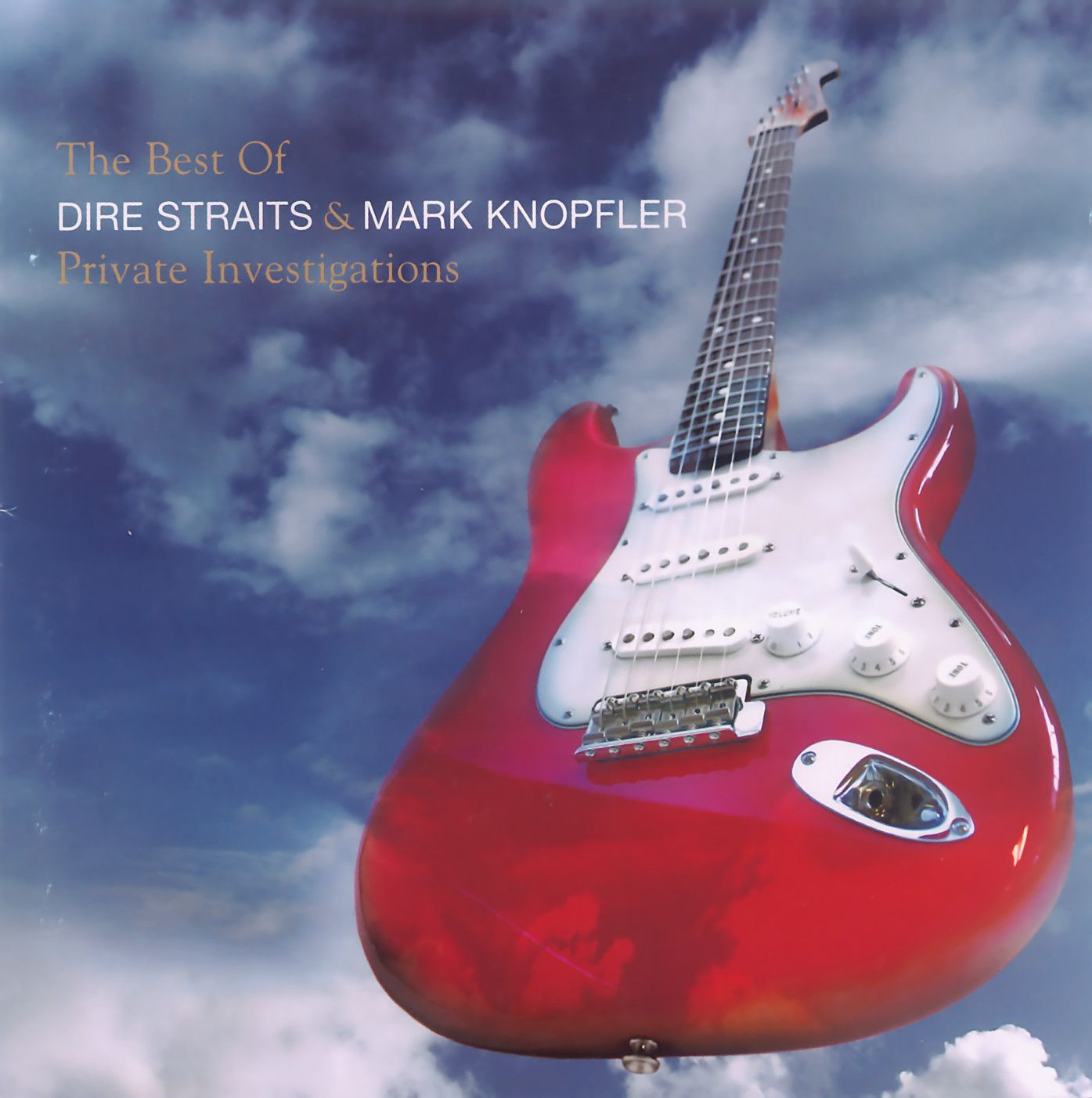 Dire Straits - Private Investigations: The Very Best Of album cover