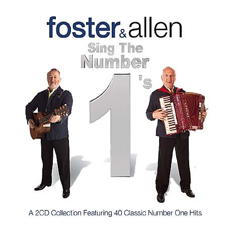 Foster & Allen - Sing The Number 1's album cover