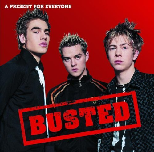 Busted - A Present For Everyone album cover