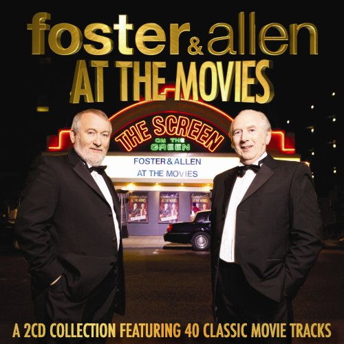 Foster & Allen - At The Movies album cover