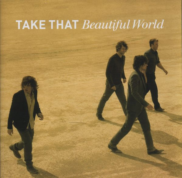 Take That - Beautiful World album cover