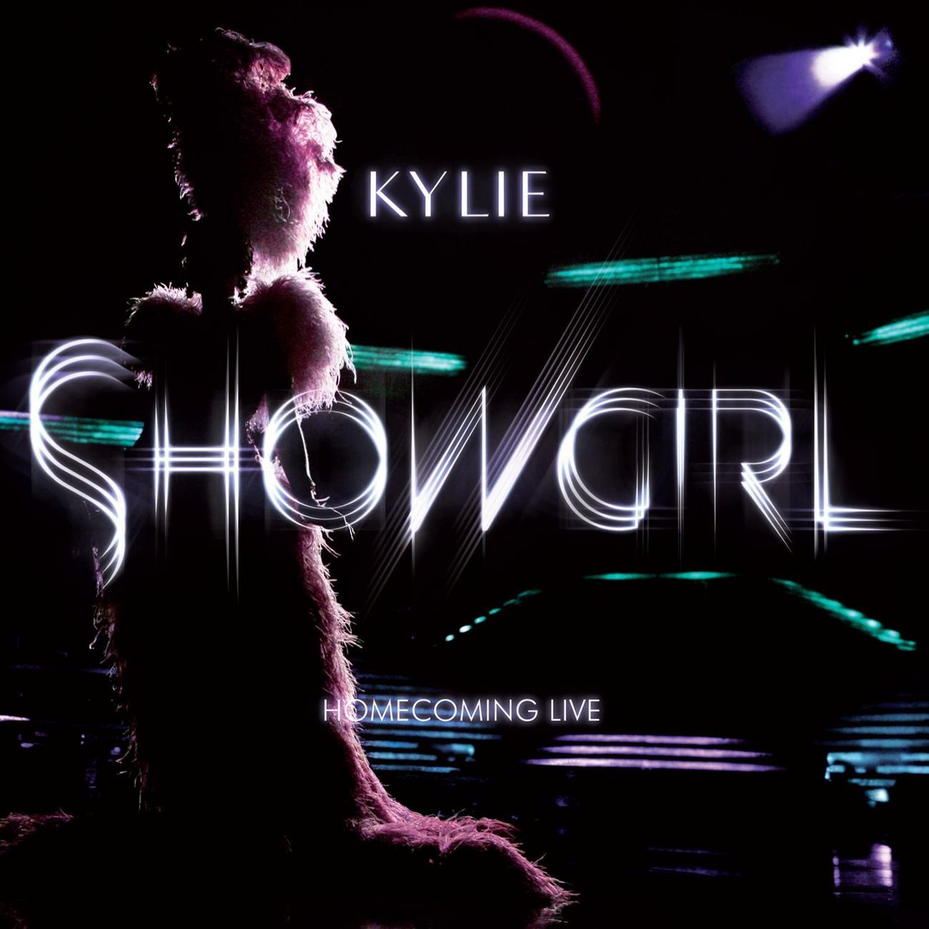 Kylie Minogue - Showgirl - Homecoming Live album cover