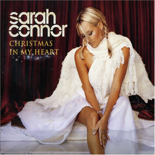 Sarah Connor - Christmas In My Heart album cover
