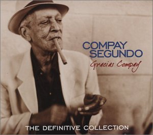 Compay Segundo - Gracias Compay - The Definitive album cover