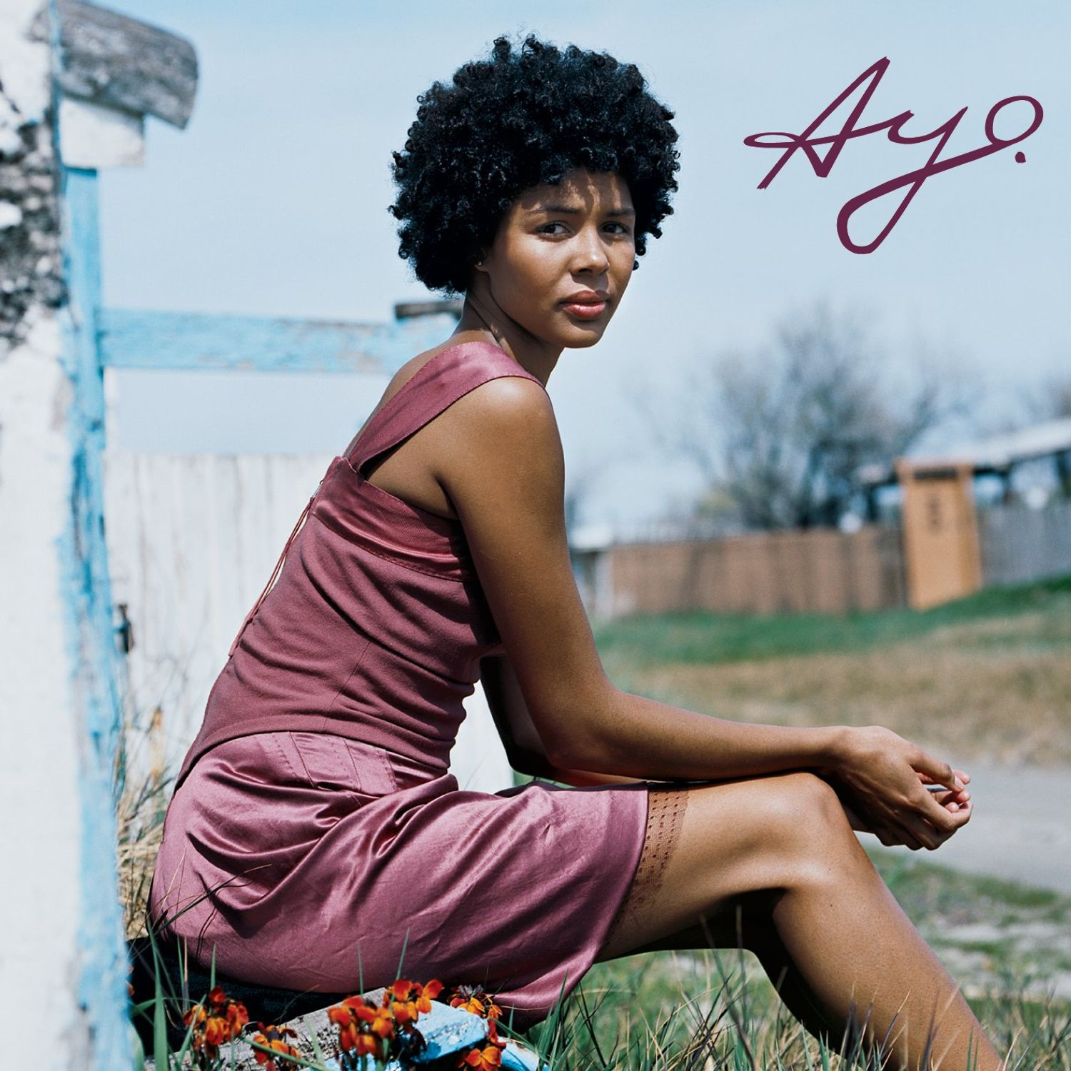 Ayo - Joyful album cover