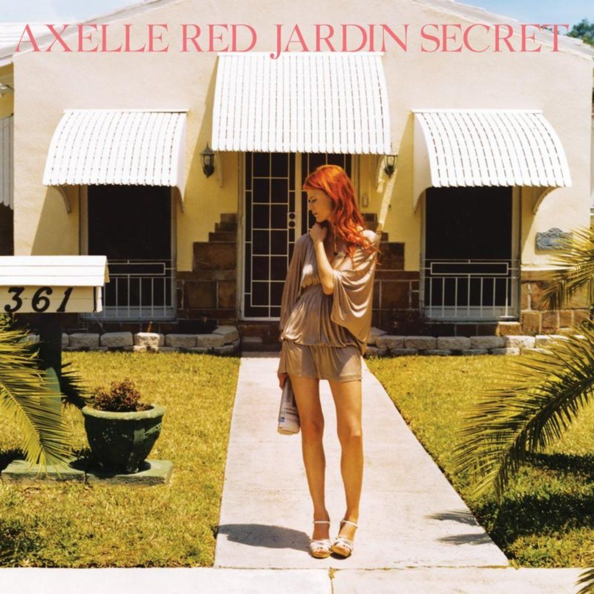 jardin secret by axelle red music charts
