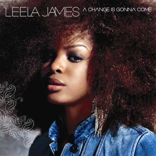 Leela James - A Change Is Gonna Come album cover