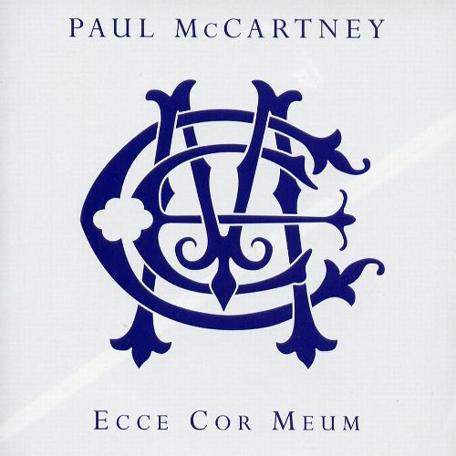 Paul McCartney - Ecce Cor Meum album cover