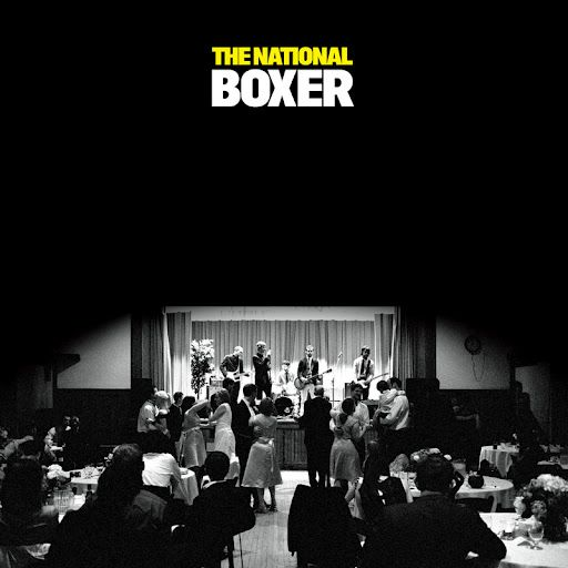 The National - Boxer album cover