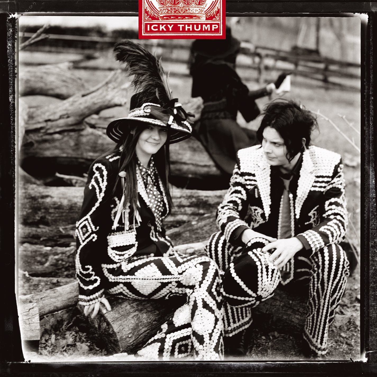 The White Stripes - Icky Thump album cover
