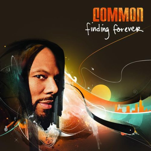 Common - Finding Forever album cover