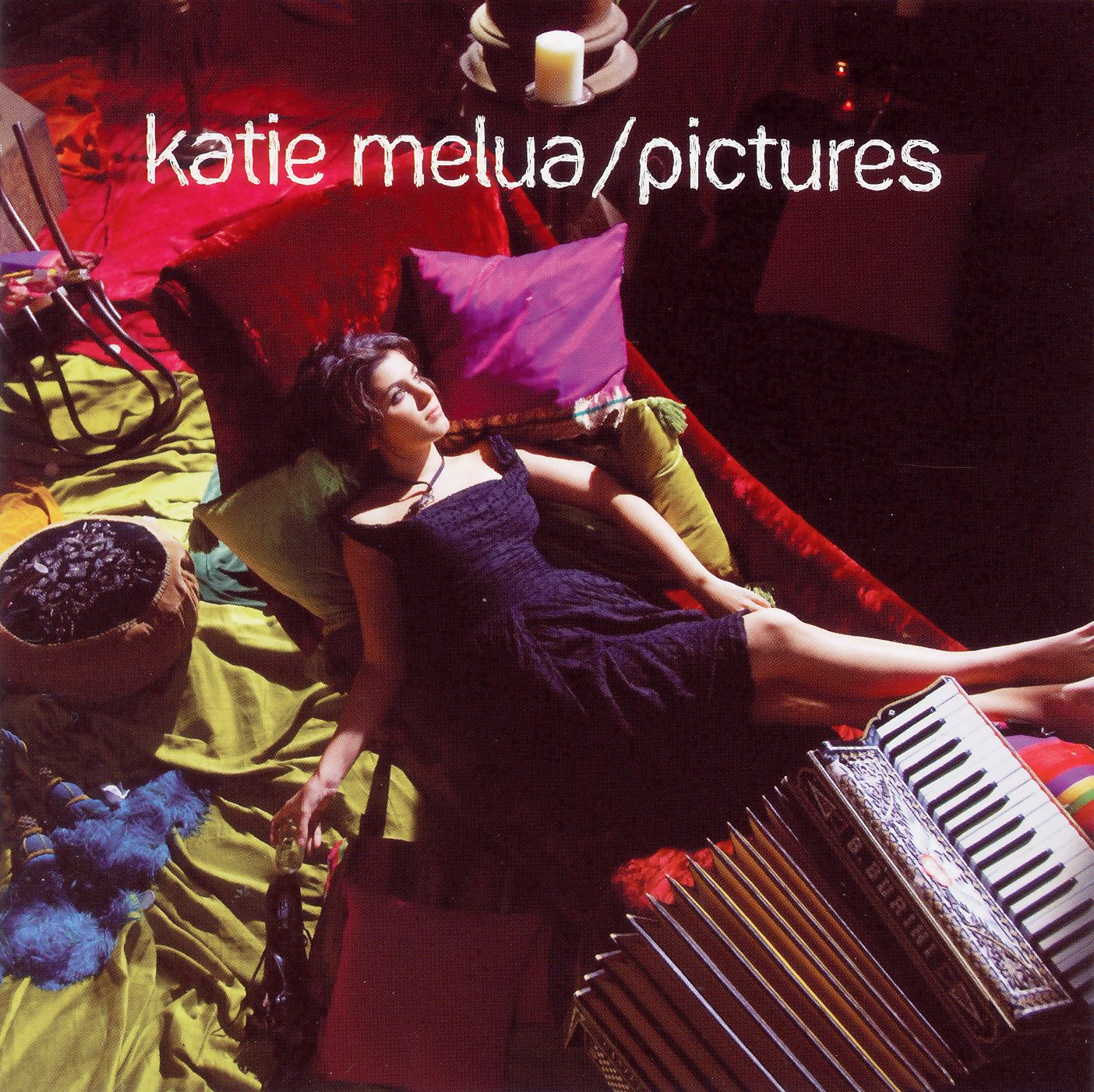 Katie Melua - Pictures album cover