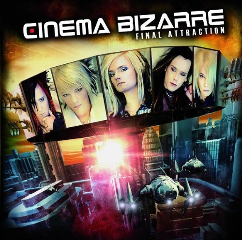 Cinema Bizarre - Final Attraction album cover