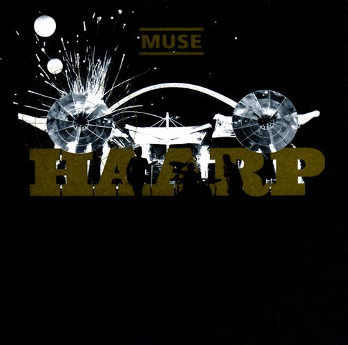Muse - Haarp album cover
