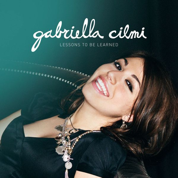 Gabriella Cilmi - Lessons To Be Learned album cover