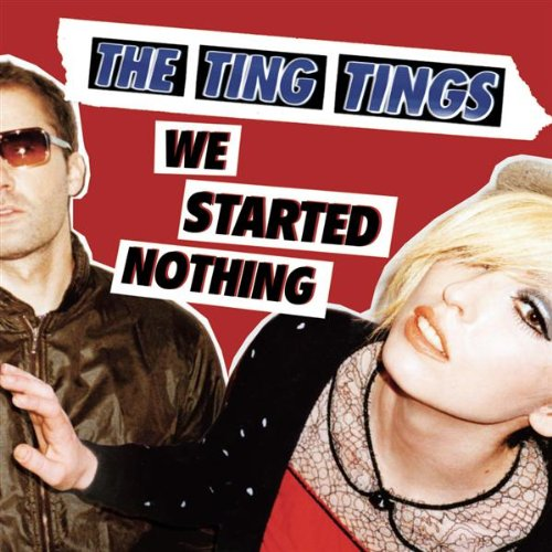 The Ting Tings - We Started Nothing album cover
