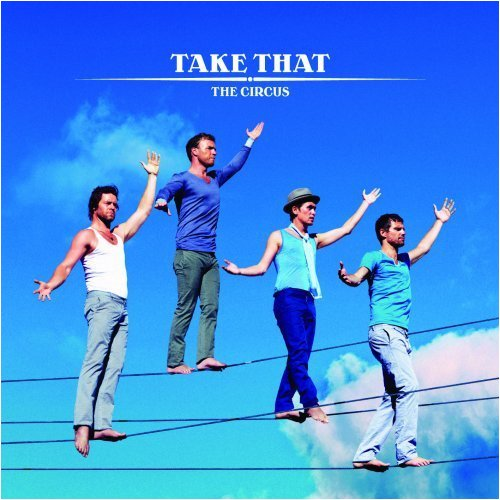 Take That - The Circus album cover