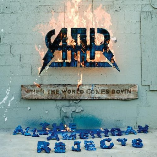 The All-American Rejects - When The World Comes Down album cover