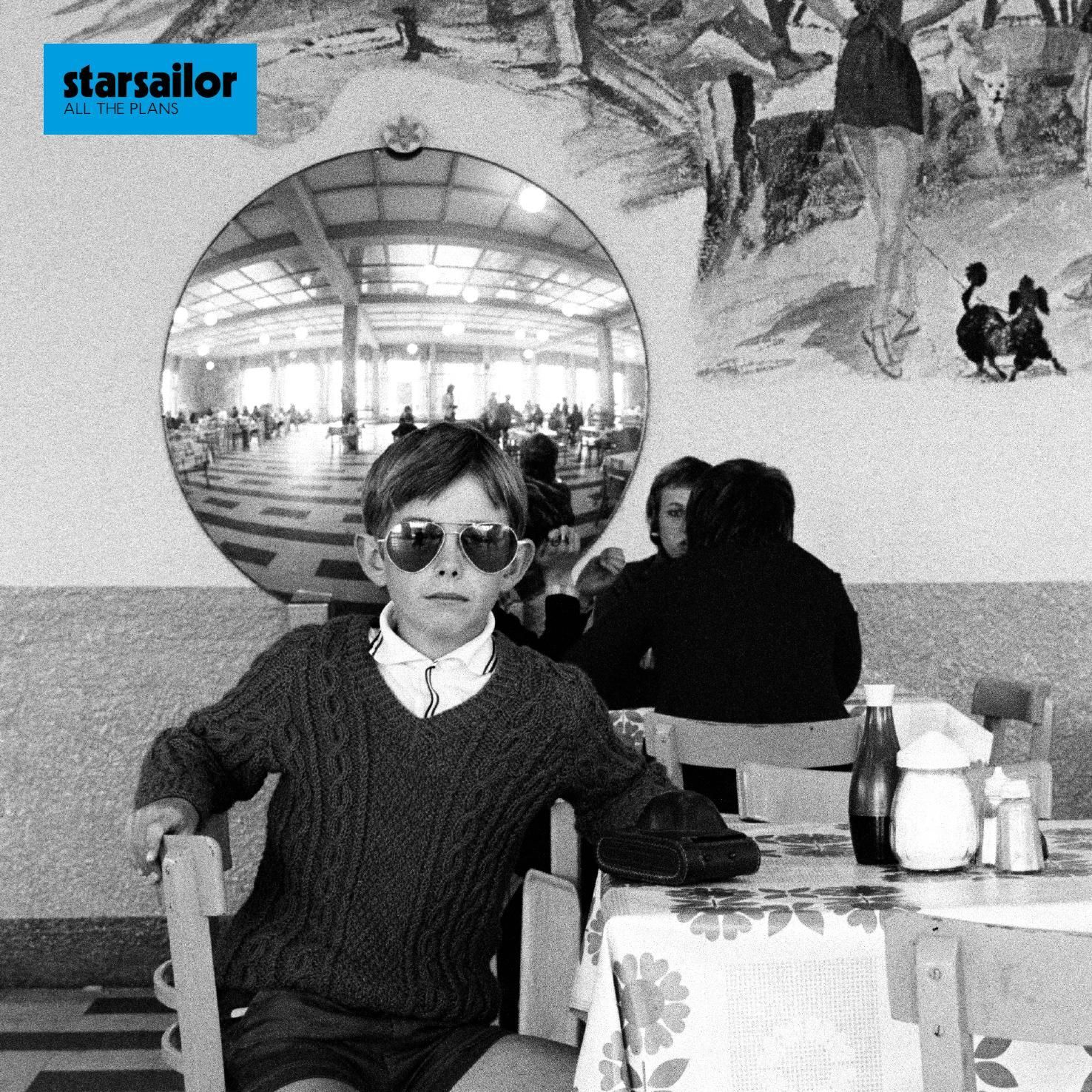 Starsailor - All The Plans album cover