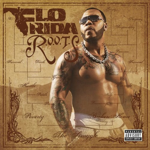 Flo Rida - Roots (route Of Overcoming The Struggle) album cover