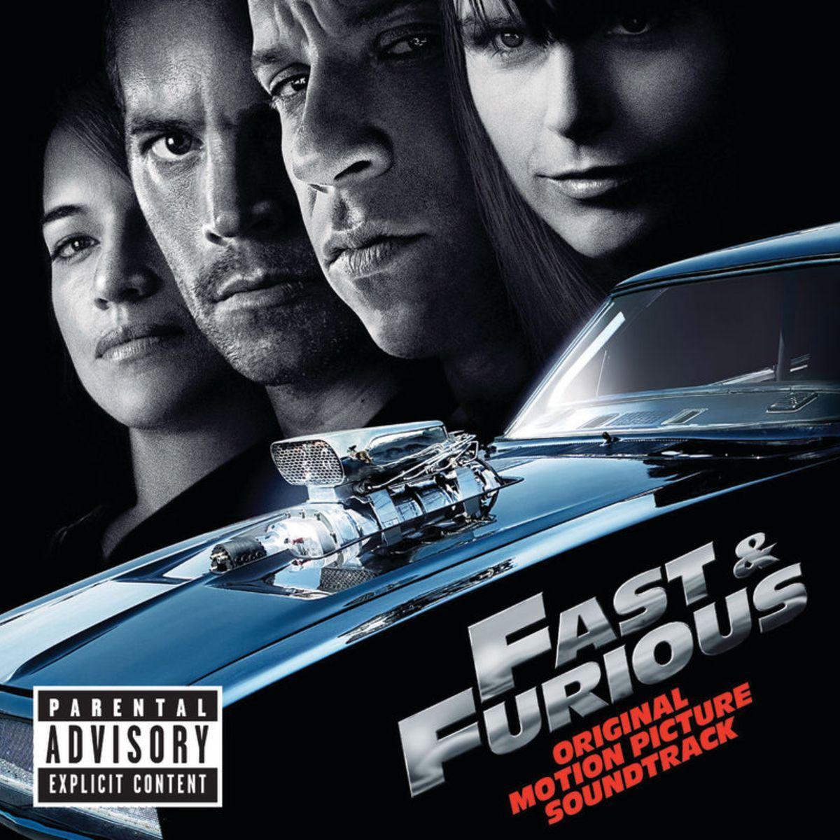 Various artists - fast  furious 6 (original motion picture soundtrack)- itunes album