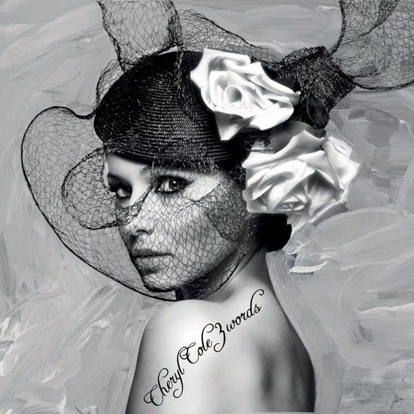 Cheryl Cole - 3 Words album cover