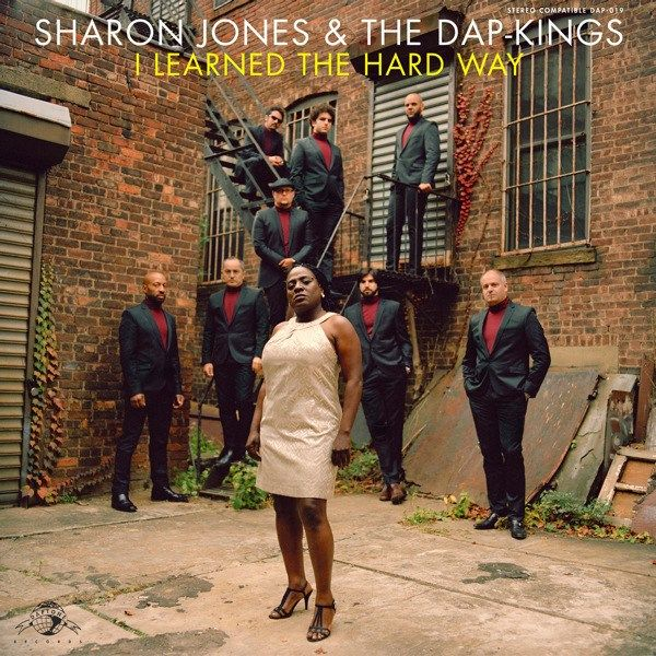 Sharon Jones and The Dap-kings - I Learned The Hard Way album cover