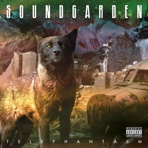 Soundgarden - Telephantasm album cover