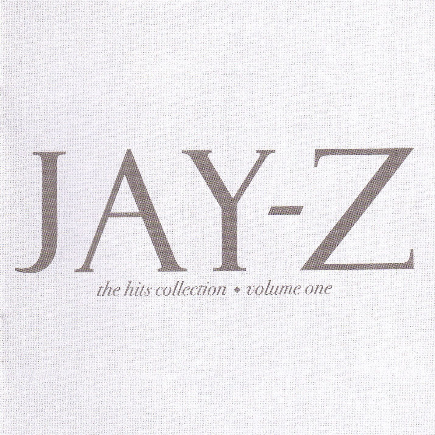 Jay-Z - The Hits Collection Volume 1 album cover