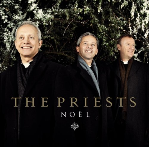 The Priests - Noël album cover