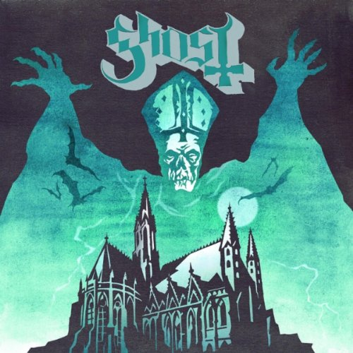Ghost - Opus Eponymous album cover