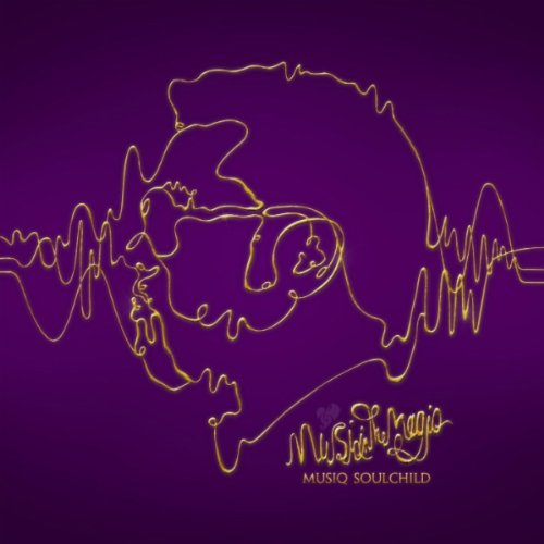 Musiq - Musiqinthemagiq album cover