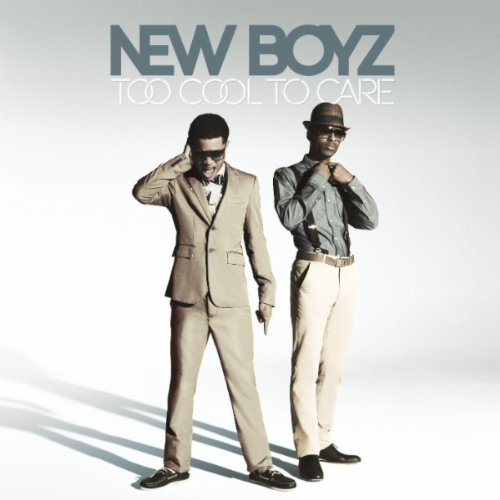 New Boyz - Too Cool To Care album cover