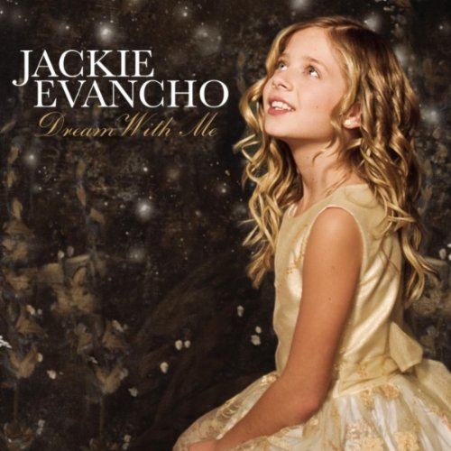 Jackie Evancho - Dream With Me album cover