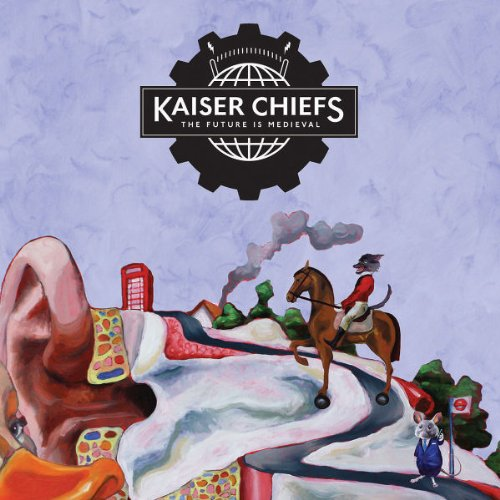 Kaiser Chiefs - The Future Is Medieval album cover