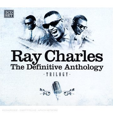 Ray Charles - The Definitive Anthology - Trilogy album cover