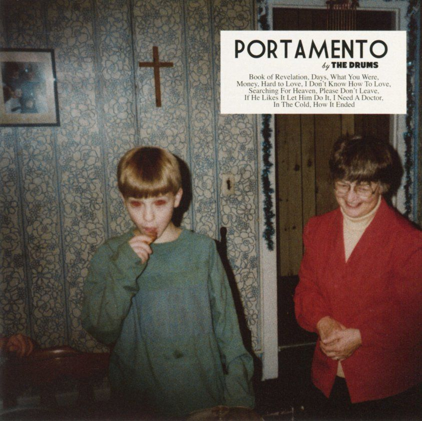 The Drums - Portamento album cover