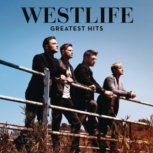 Westlife - Greatest Hits album cover