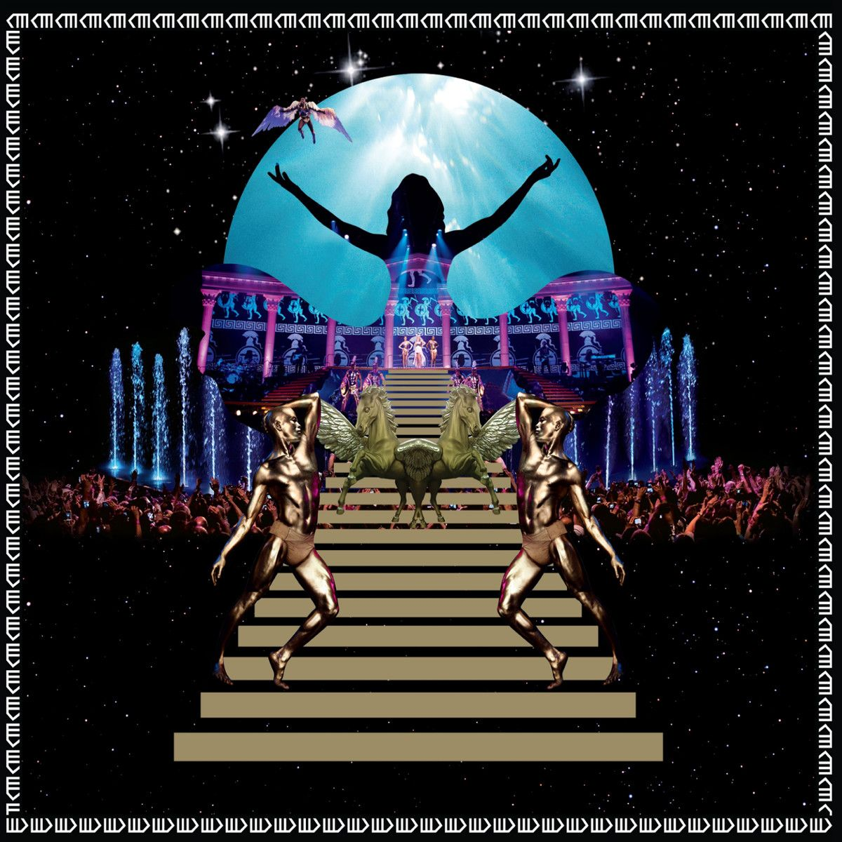 Kylie Minogue - Aphrodite Les Folies - Live In London album cover