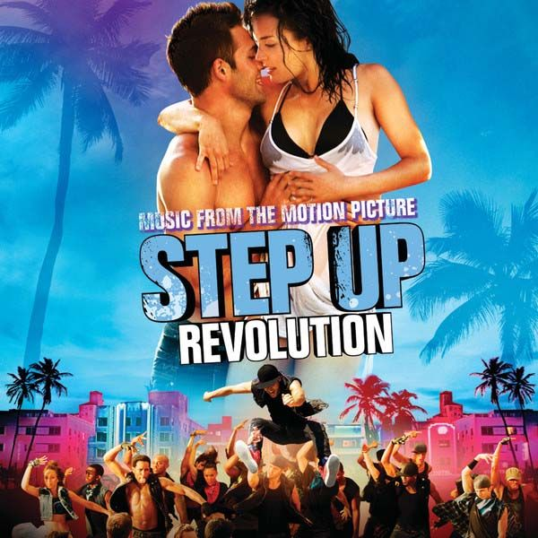 Soundtrack - Step Up 4: Miami Heat album cover