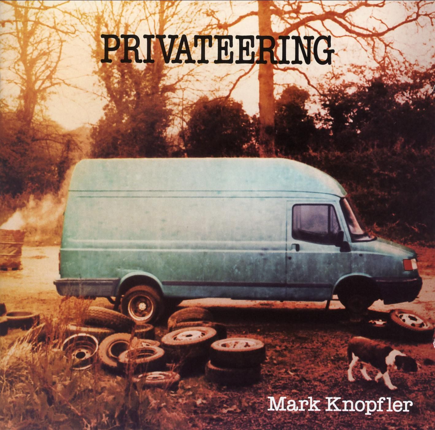 Mark Knopfler - Privateering album cover